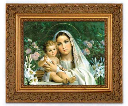 Madonna of the Lillies