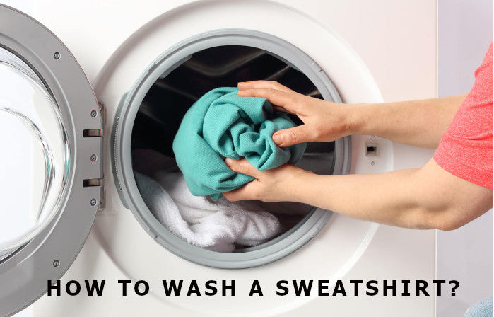 How to Fold, Wear and Wash a Sweatshirt