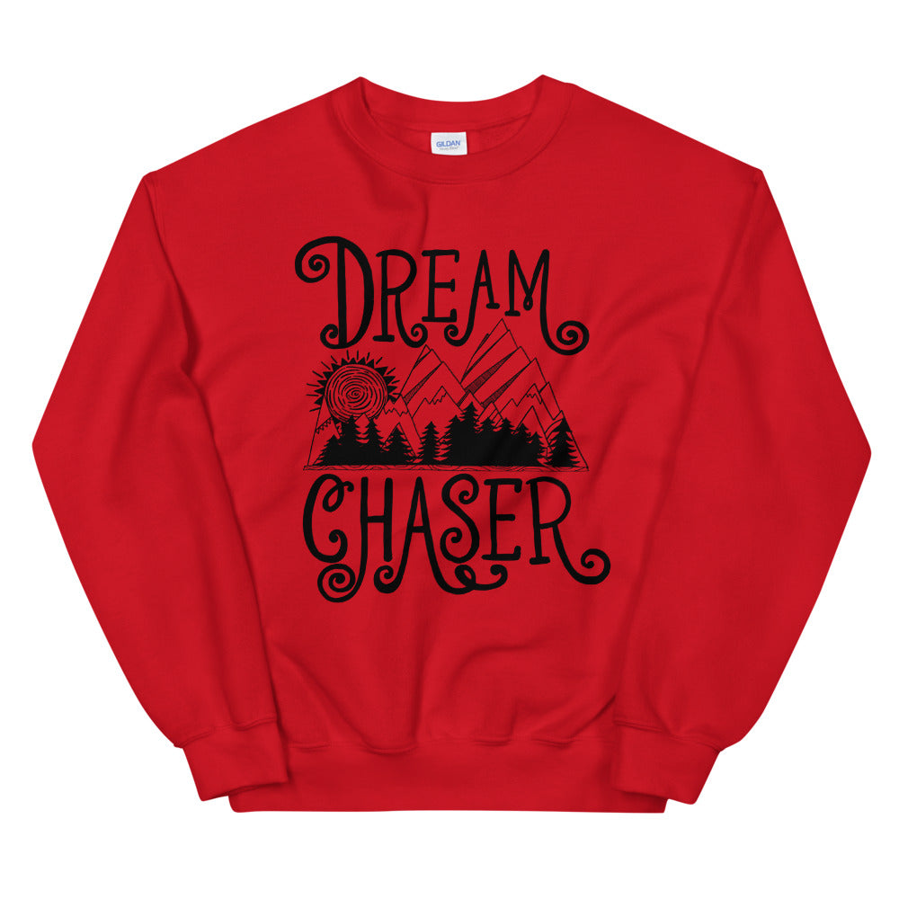 Adventure Dreamchaser Crewneck Sweatshirt for Women