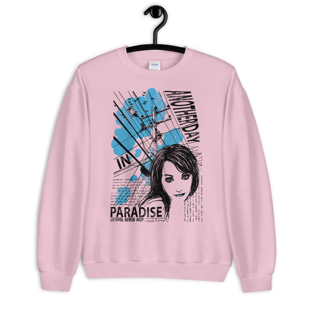 Another Day in Paradise 1998 Crewneck Sweatshirt for Women