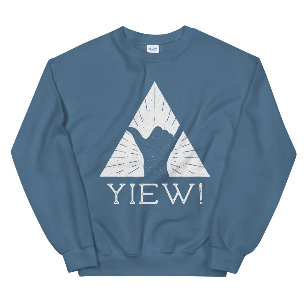 Yiew Great Joy Crewneck Sweatshirt for Women