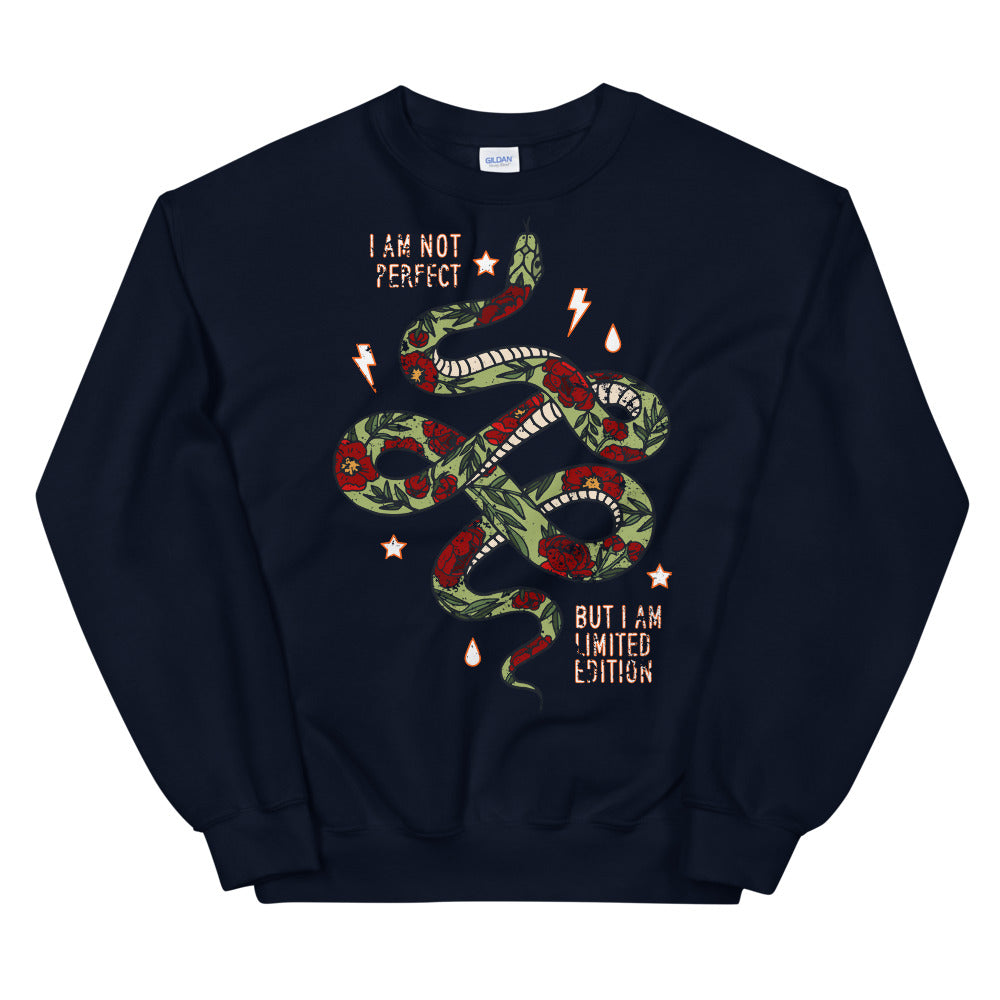 I am Not Perfect But I Am Limited Edition Crewneck Sweatshirt