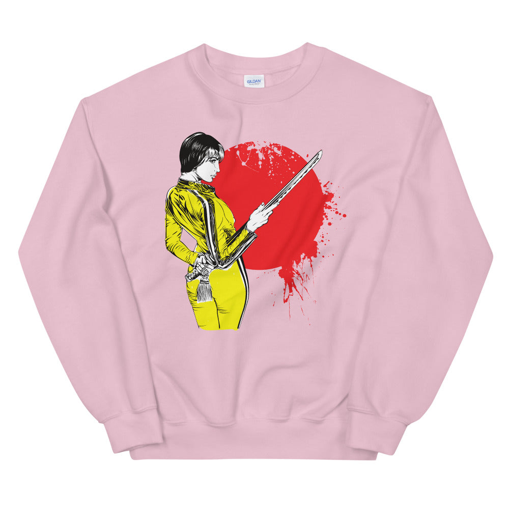 Kill Bill The Whole Bloody Affair Crewneck Sweatshirt for Women
