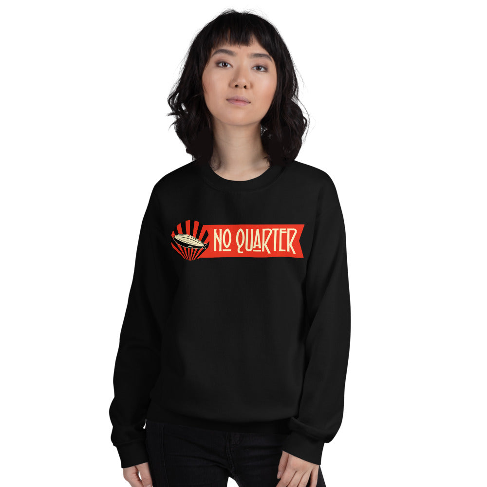 Led Zeppelin No Quarter Crewneck Sweatshirt for Women