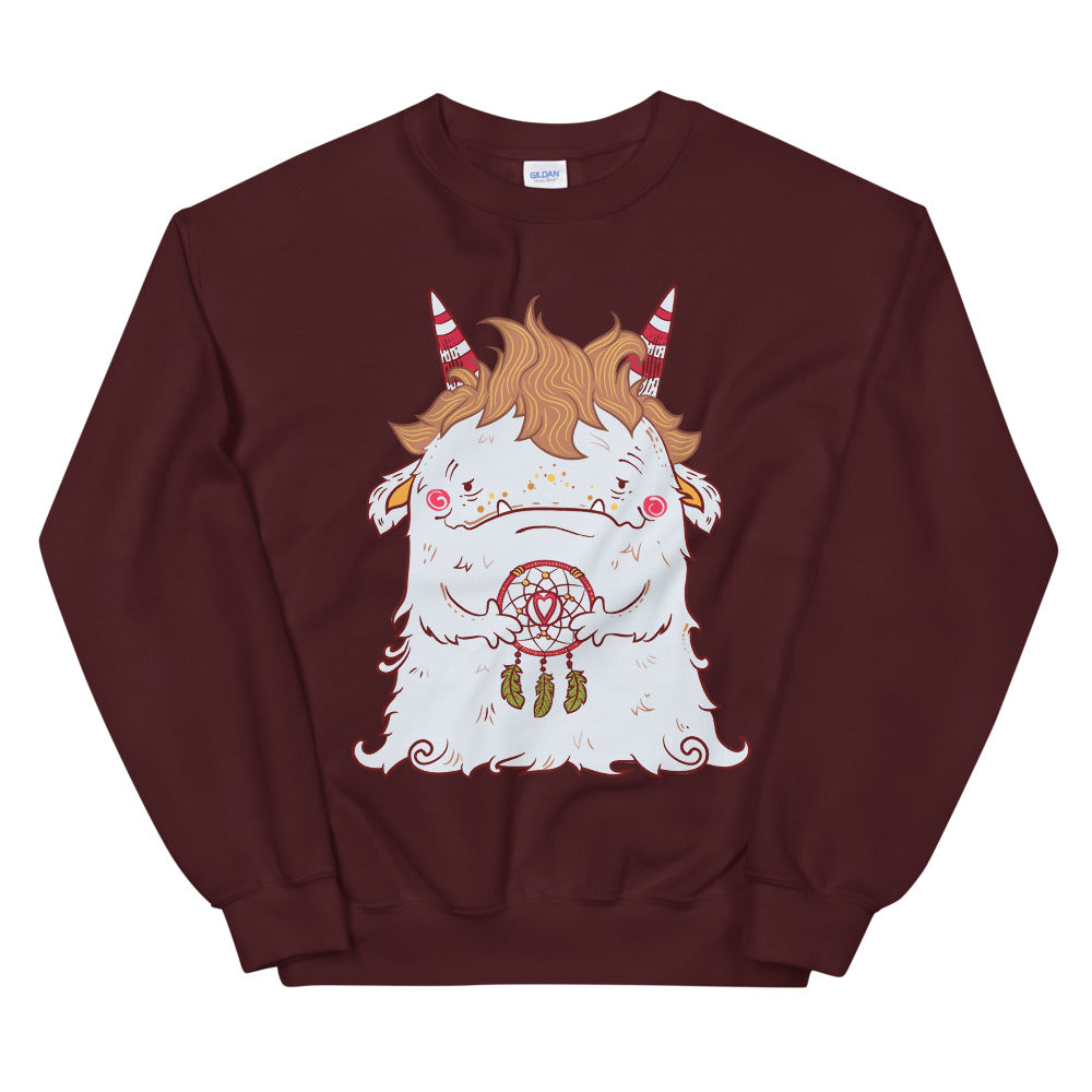 Love Dreamcatcher Deja Vu Crewneck Sweatshirt