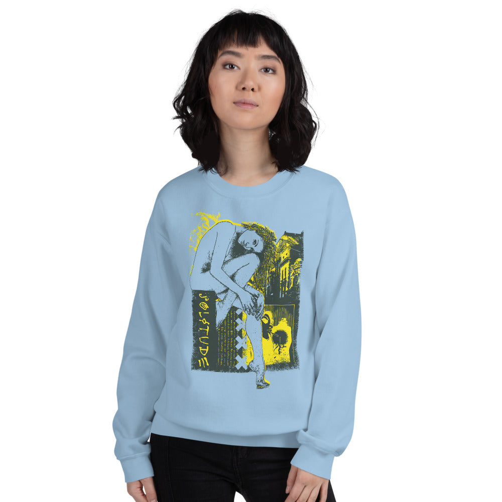 Solitude Sweatshirt | Fashion Solitude Crewneck for Women