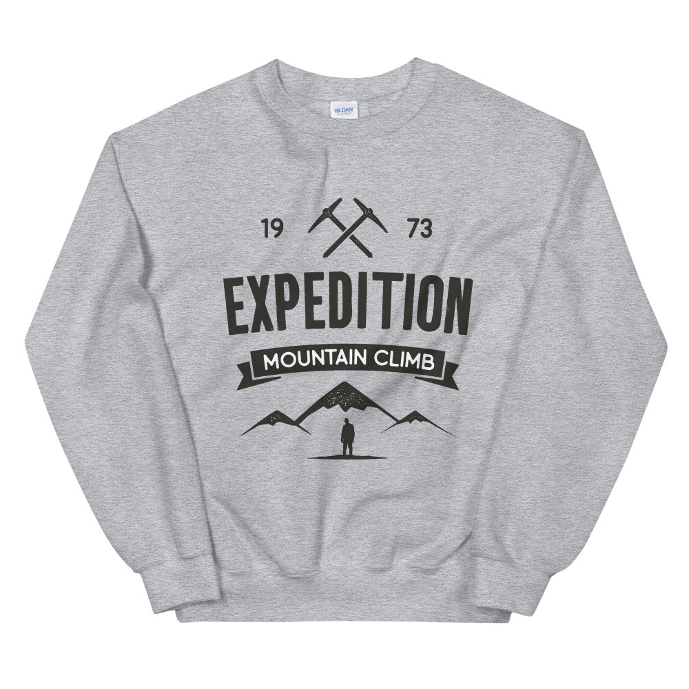 Discovery Expedition Mountain Crewneck Sweatshirt