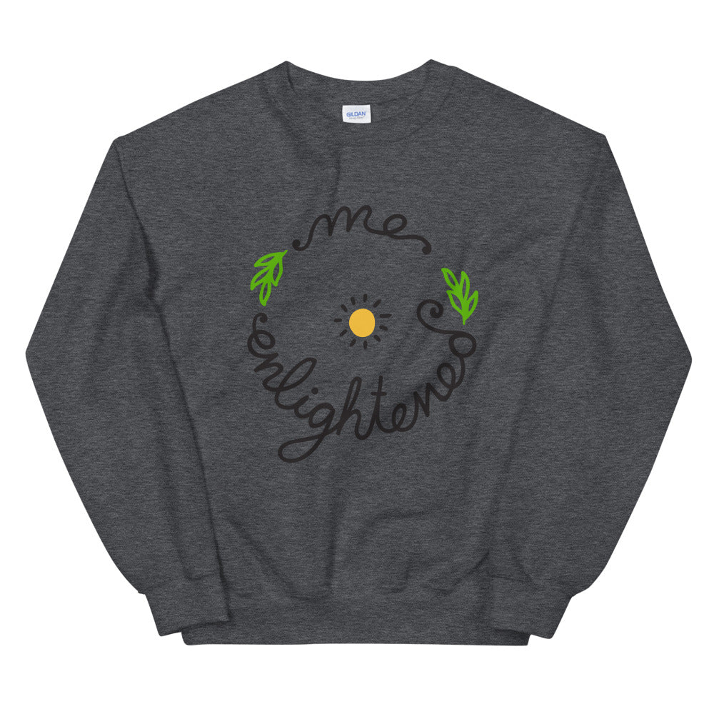 Self Enlightened Soul Center Sweatshirt Crewneck for Women