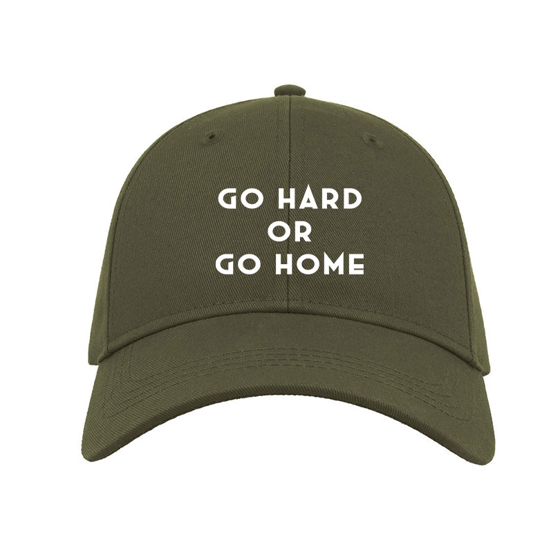 BOURNE - GO HARD GO HOME CAP