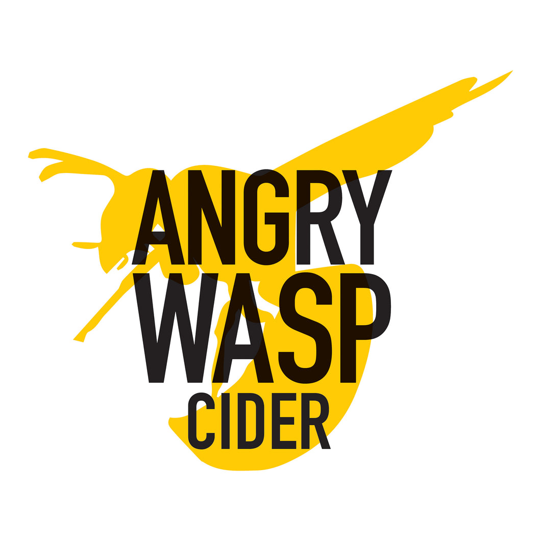 Angry Wasp Bottled