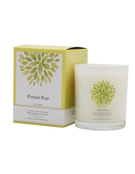 Persian Pear Soy Wax Candle