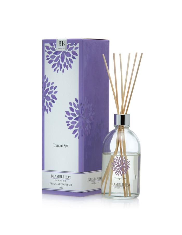 BBFD-16-TRANQUIL SPA 180ML DIFFUSER