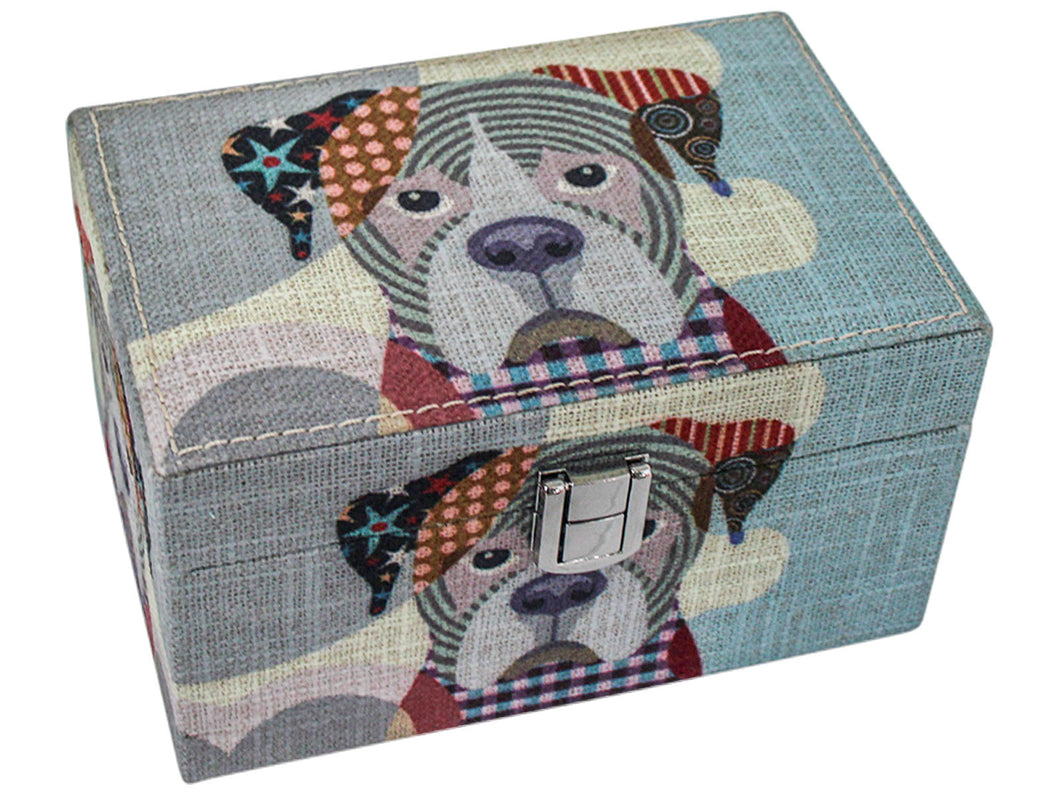 HC6828-1-Box Abstract Dog