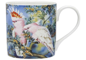 Aus Bird & Flora Major Mitchell City Mug