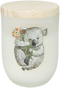 UP026229-RT Koala Soy Candle Monochrome 8cm [6]