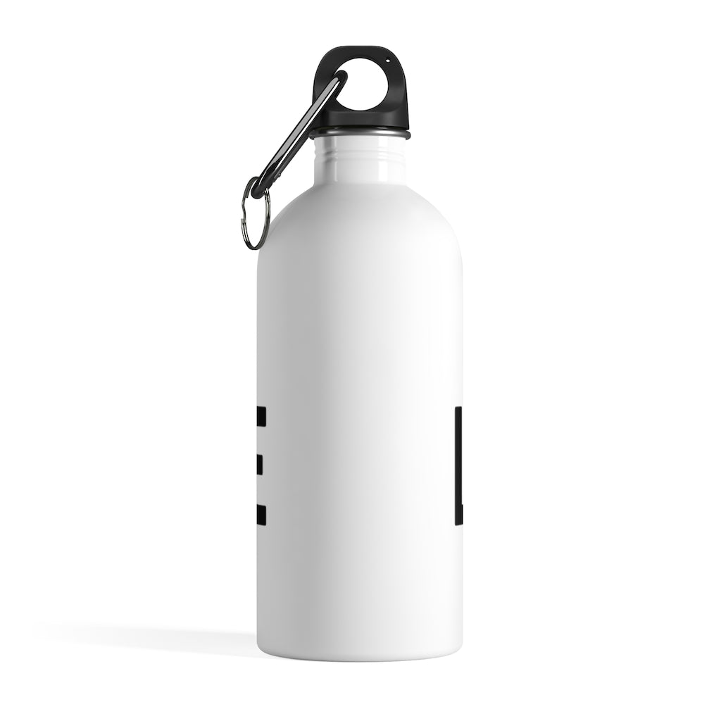 I Love Climbing Stainless Steel Water Bottle - Crag Life