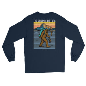 The Original DIrtbag Long Sleeve Shirt - Crag Life