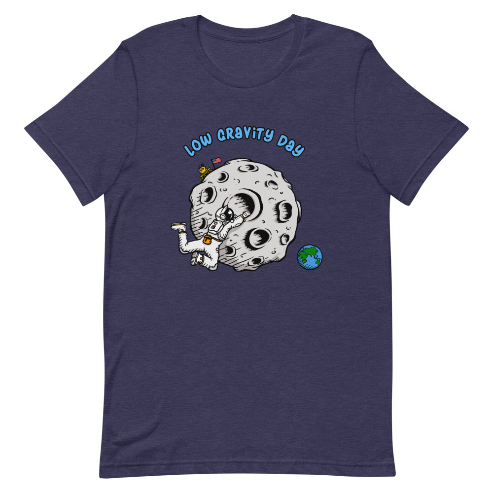 Low Gravity Day Tee - Crag Life