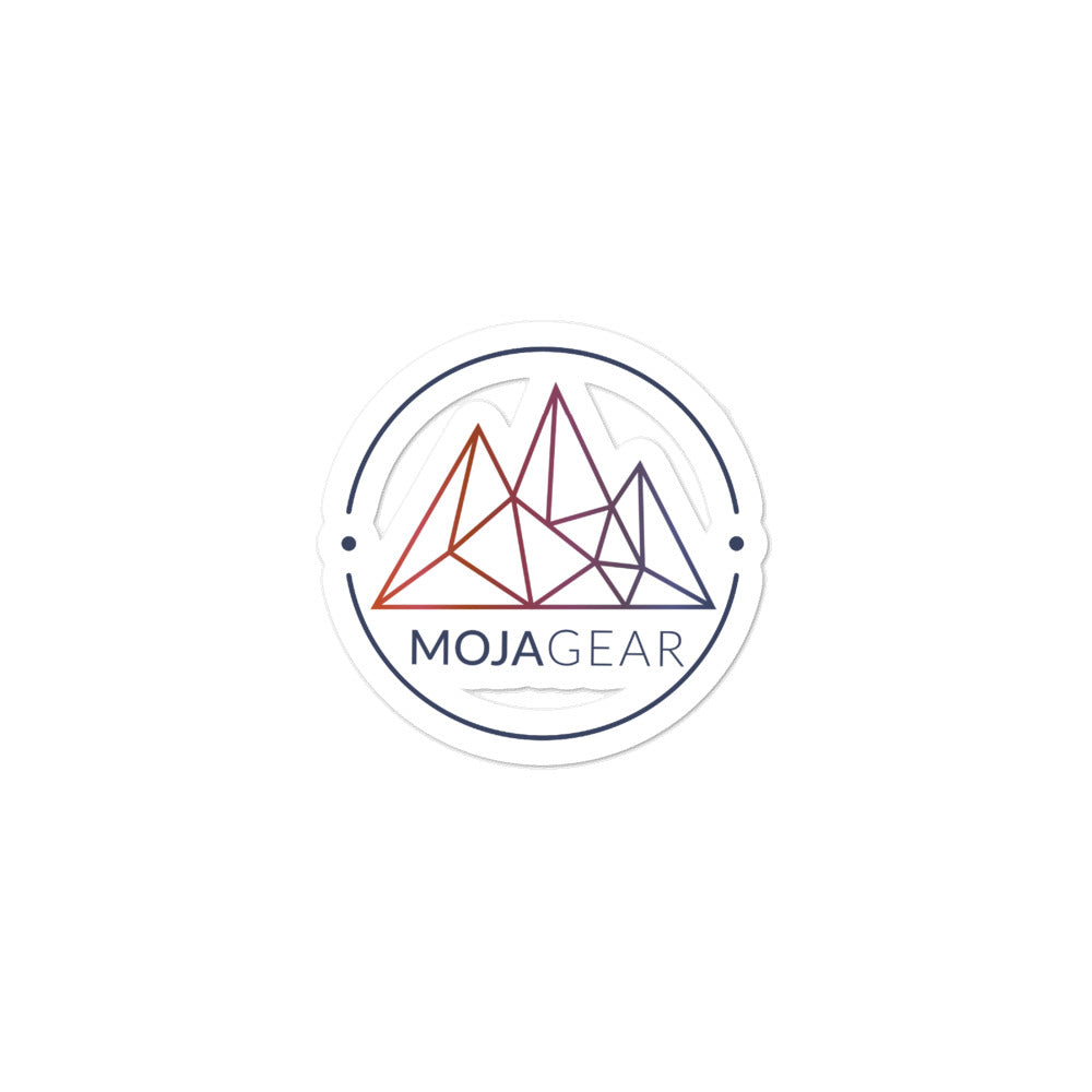Moja Gear Sticker - Crag Life