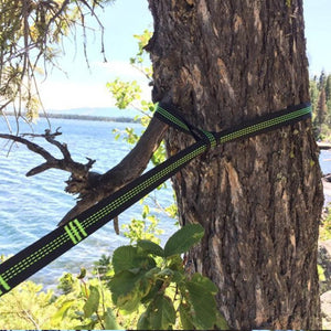 Eco Friendly Hammock Straps - Crag Life