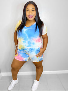 Candy Dreams Short  3PC Set