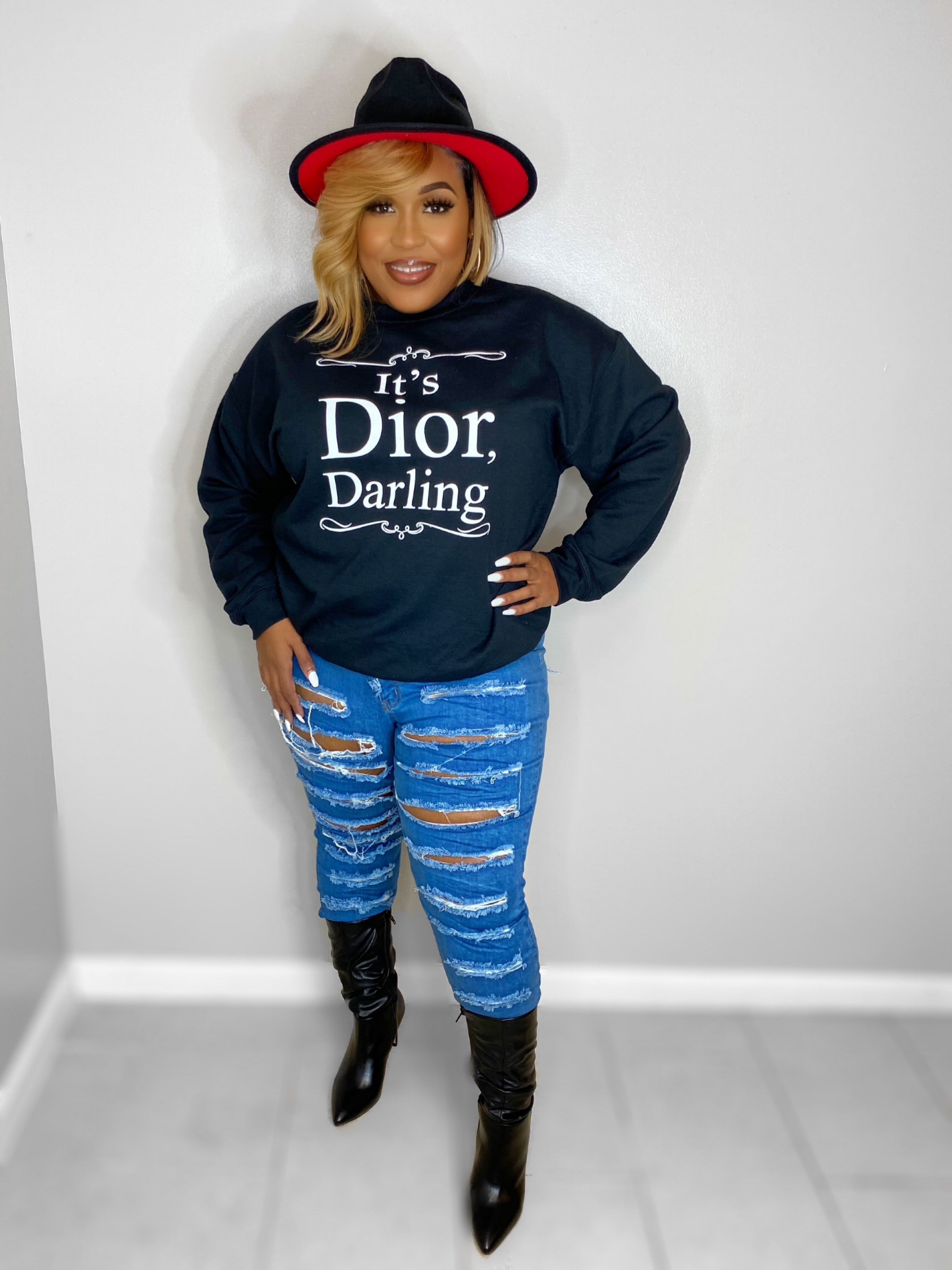 It's Dior Darling