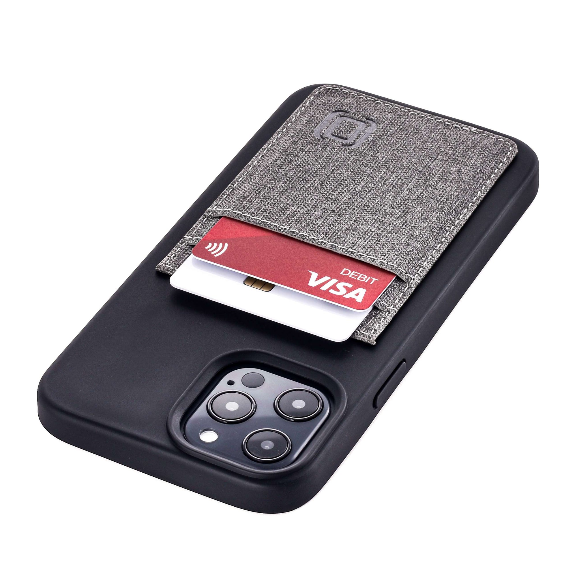 iPhone 12 Pro Max Luxe M2T Wallet Case