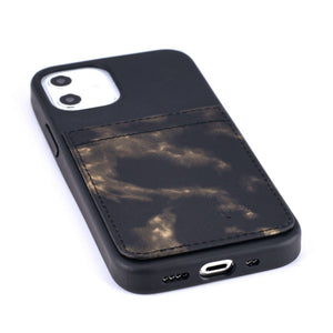 iPhone 12 mini Marble M2T Wallet Case