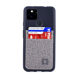 Google Pixel 4a with 5G Luxe M2T Wallet Case