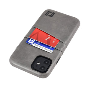 Exec M2 Wallet Case iPhone Case Dockem iPhone 11 Grey Yes