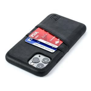 Exec M2 Wallet Case iPhone Case Dockem iPhone 11 Pro Black Yes