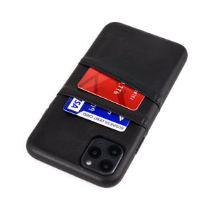 Exec M2 Wallet Case iPhone Case Dockem iPhone 11 Pro Max Black Yes