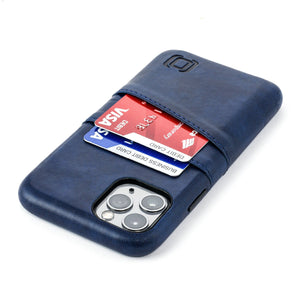 Exec M2 Wallet Case iPhone Case Dockem iPhone 11 Pro Navy Yes