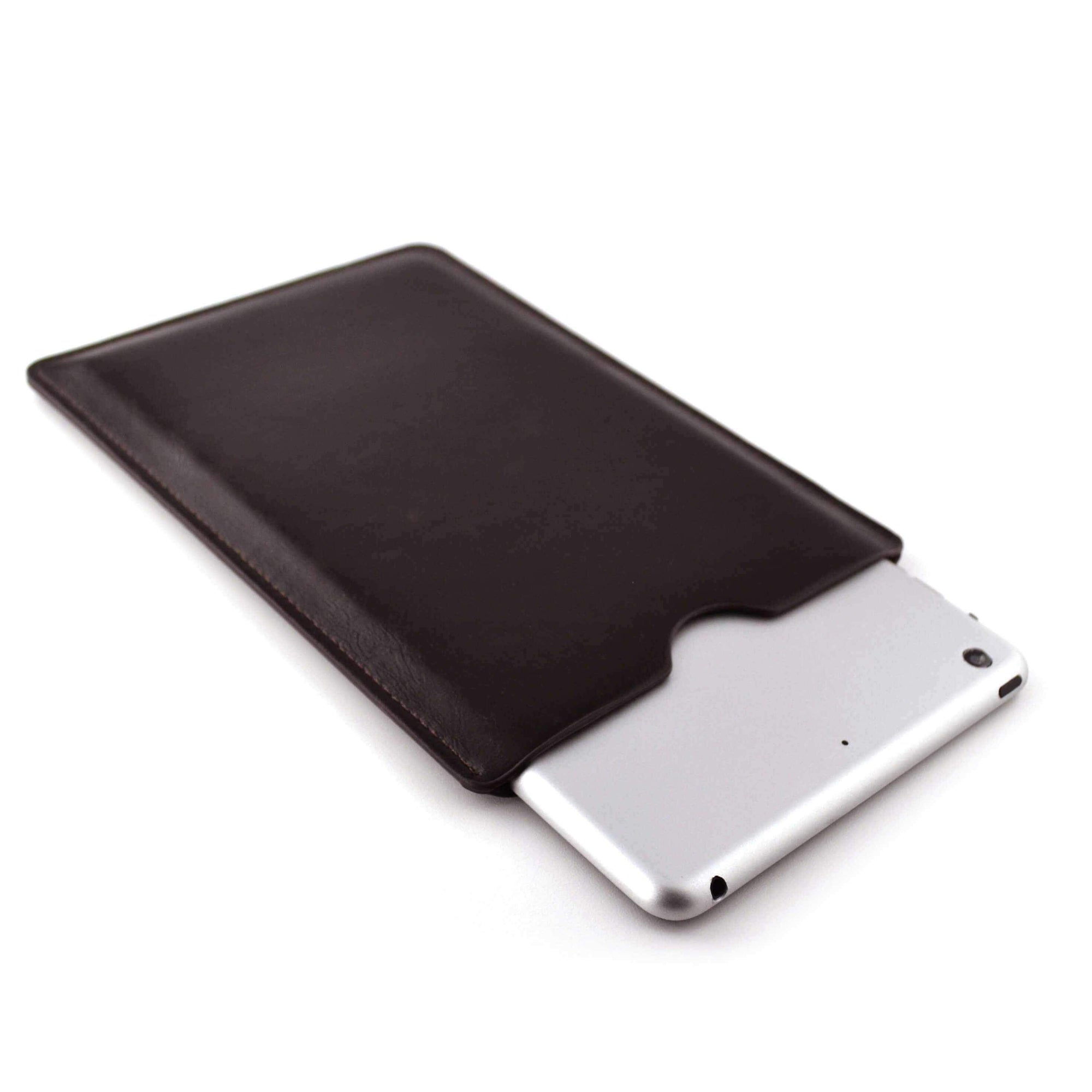 Executive Sleeve - Premium Synthetic Leather with Microfiber Lining - iPads iPad Sleeve Dockem