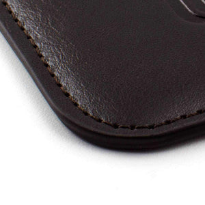 Executive Sleeve - Premium Synthetic Leather with Microfiber Lining - Samsung Galaxy Phones Samsung Phone Sleeve Dockem