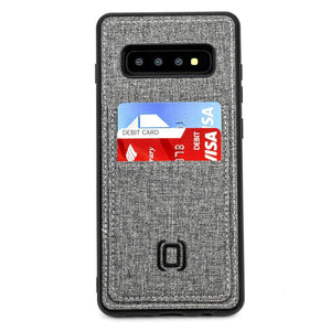 Luxe N2T Wallet Case for Samsung Galaxy S10, S10e, S10+ Samsung Case Dockem