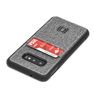 Luxe N2T Wallet Case for Samsung Galaxy S10, S10e, S10+ Samsung Case Dockem Galaxy S10e Grey Luxe