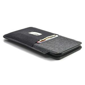 Luxe Wallet Sleeve with 2 Card Slots - iPhone X, XS, 11 Pro iPhone Sleeve Dockem