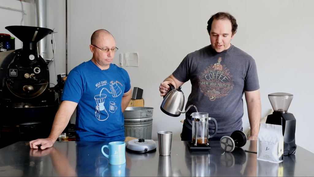 How to Brew the Perfect French Press