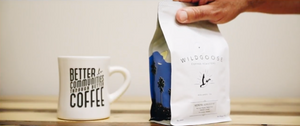 This Is Wild Goose Coffee Roasters
