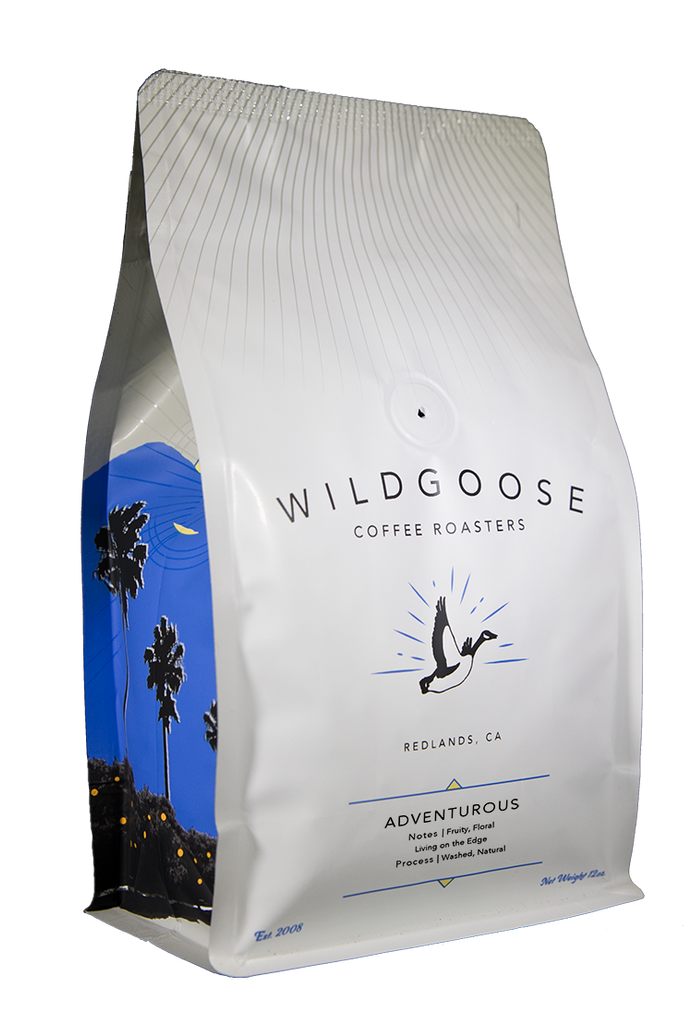 Coffee Subscription: Adventurous (Fruity, Floral, Edgy + free shipping)