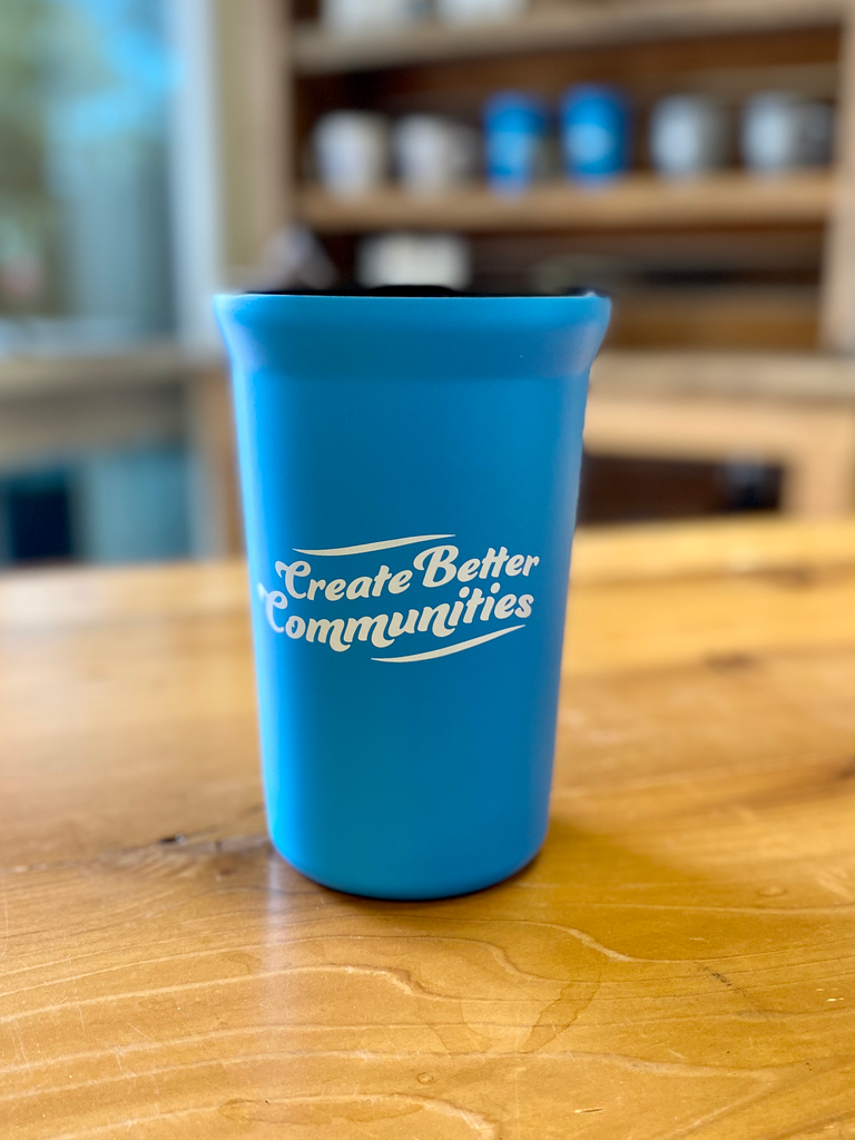 12 oz Better Communities Travel Mug