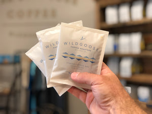 Steeped Single - Serve Coffee Bags
