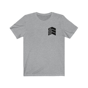 One Lucky Aunt - Small Logo Unisex Tee