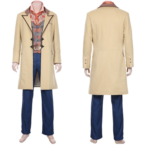 Dolittle Dr. John Dolittle Outfit Ver. B Cosplay Costume