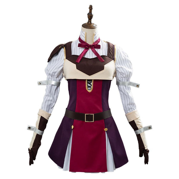 Raphtalia The Rising of The Shield Hero Cosplay Costume Girl Female