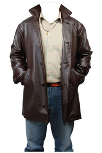 Supernatural Dean Winchester Pleather Jacket Coat