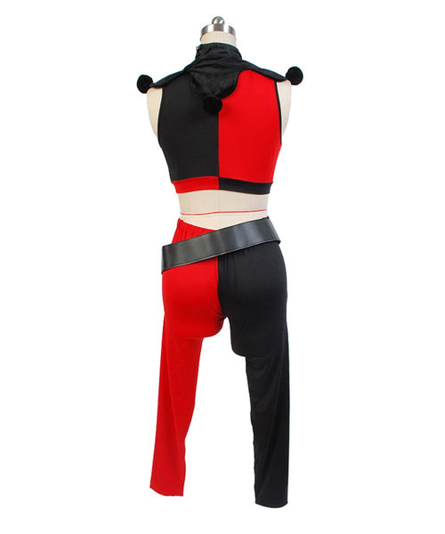 DC Comics Batman Harley Quinn Cosplay Costume