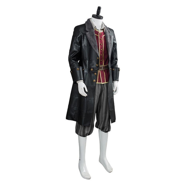 Game Kingdom Hearts 3 Pirate Sora Cosplay Costume