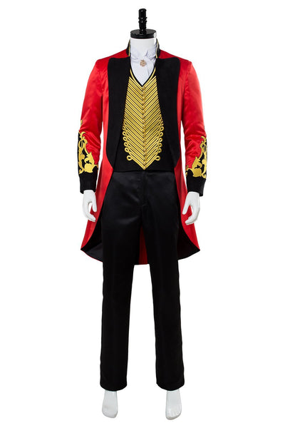 2018 movie The Greatest Showman P.T. Barnum Cosplay Costume Version Two